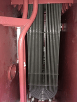 coated cooler
