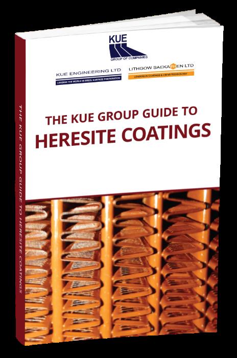 Kue Group Guide To Heresite Coatings Mockup