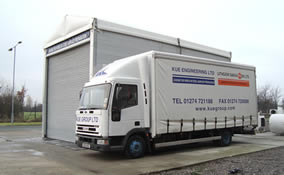 KUE Group Lorry