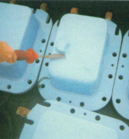 Heresite Ammonia Coils - KUE Group Ltd
