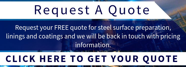 Request A Quote - Steel Surface Preparation, Linings & Coatings