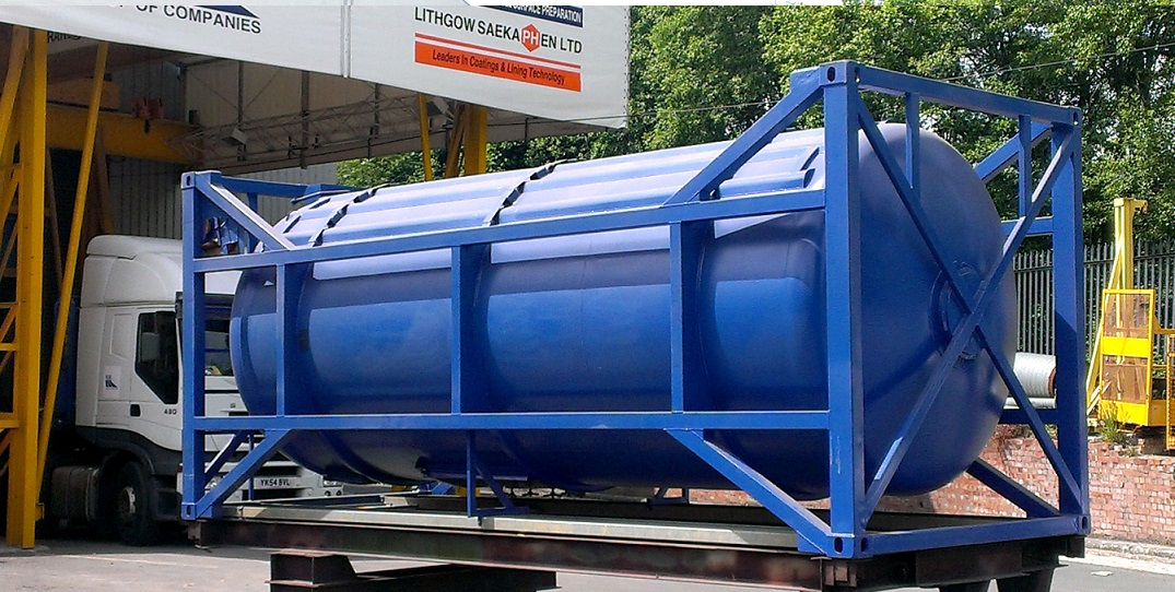 Tank Container - KUE Group Ltd