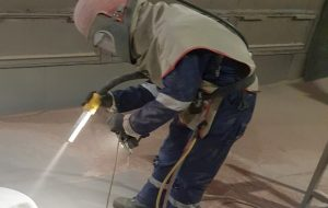 When NOT To Use Dry Grit Blasting