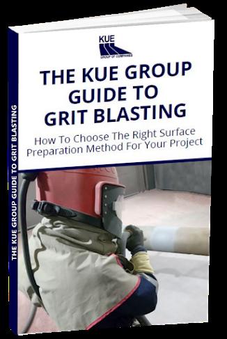 Grit Blasting Guide - KUE Group Ltd