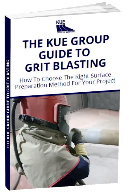 KUE Group Guide To Grit Blasting