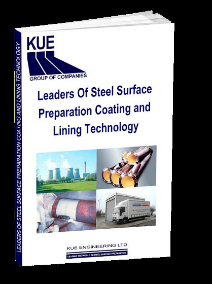 Leaders in Steel Surface Preparation
