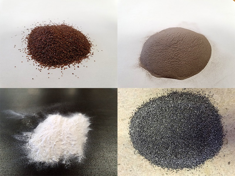 What Types Of Abrasive Can I Use For Grit Blasting